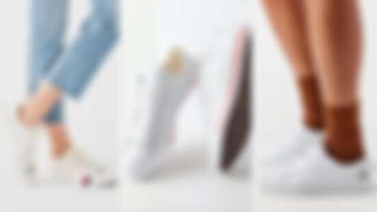 那些可能被你遺漏的精選小白鞋都在這!除了百搭,還很值得珍藏(持續更新