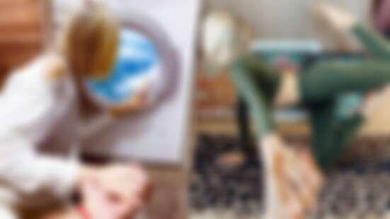 閃度破表!FollowMeTo環遊世界夫妻檔宅在家這樣玩,生活寫照男友視角超甜蜜