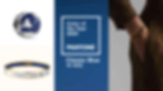 2020 Pantone色「經典藍」飾品指南,推薦10款精品耳環、戒指、手環讓造型更加分