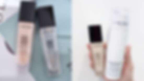 此生最划算!第一罐「用到見底」的真命粉底!蘭蔻「零粉感粉底」現在買立刻送超大瓶正貨卸妝!