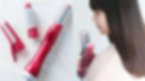 Panasonic放大招!全新「奈米水離子整髮器」一支夾直吹捲又柔亮髮質,顏值功能都在線,CP值破表!