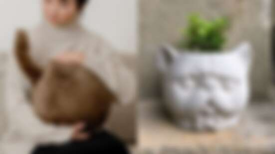 貓奴們快帶回家!Pinkoi五大暖心小物推薦:搖尾巴機器人、扁臉貓盆栽,每天療癒你的疲憊身心