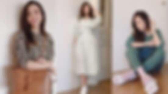 從侯佩岑的 #宅時尚 風格找穿搭靈感!WFH這樣穿,舒服又能時尚現身視訊會議