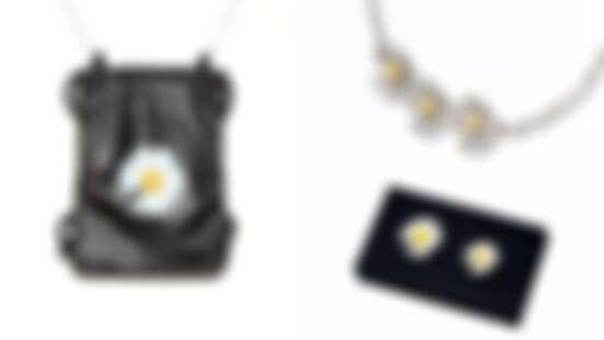 剛上架就賣光!GD個人品牌Peaceminusone再以小雛菊打造手機袋、別針、手環等小配件系列