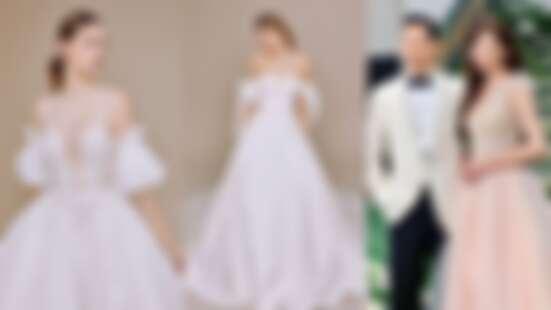 古典嫁紗再一發!台灣婚紗品牌Sophia Ritz訂製禮服系列,連志玲姊姊也愛不釋手!