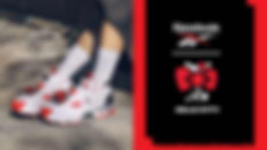 終於抵台開賣!Reebok攜手三麗鷗推出聯名系列,把充氣鞋加入Hello Kitty、蛋黃哥圖案