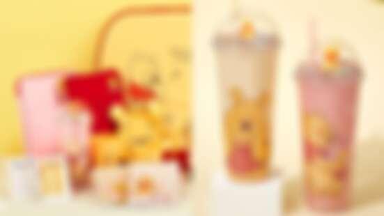 實用滿分!韓國大創推小熊維尼系列商品,必買維尼球池環保杯