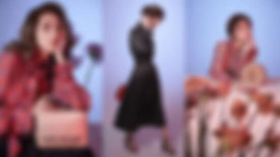 妍安:「幻化成穿梭時尚之旅的千面女郎,穿上Marc Jacobs的我們,都是最佳女主角!」