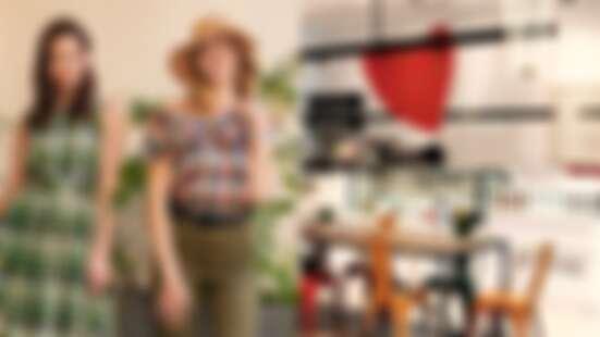 結合服飾與咖啡店!Agnès b. 複合式店型睽違多年再度現身信義區,逛累了就坐下來咖杯咖啡吧