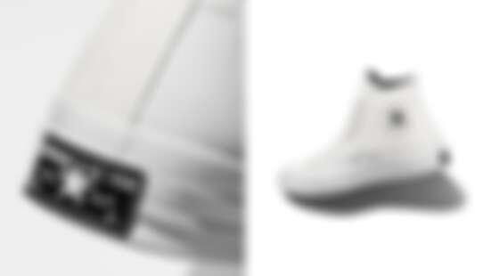 Converse全新推出White Flames純白系列,明星鞋款Chuck 70和Pro Leather藏有小驚喜