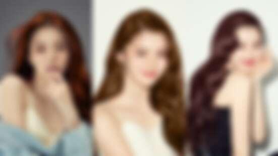 韓劇《夫婦的世界》「最美小三」韓素希一頭秀髮超令人羨慕,親自示範焦糖金棕、自然棕、霧冷棕3種絕美染髮髮色