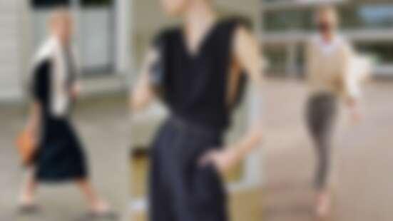 和北歐女孩的極簡x奢華CHIC看齊!時尚部落客Anouk Yve的日常穿衣提案!