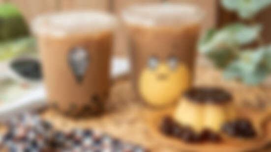 肯德基也有珍奶了!首度推出「ㄎㄎ珍珠奶茶」,加碼國民甜點「整顆布丁奶茶」同步上市