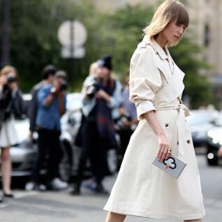 【街拍速報】迷你迷你迷你! 巴黎時裝週所有潮人都在拿的單品是…!