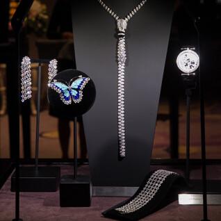 Van Cleef & Arpels梵克雅寶《Enchanting Butterflies》珠寶展,莫文蔚閃亮出席!