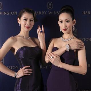 鑽石之王海瑞溫斯頓,再推頂級珠寶-凝視風華系列