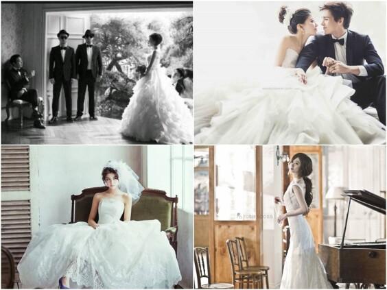 《我們結婚了》御用婚紗抵台!聯手韓風攝影Studio Wonkyu+打造浪漫婚禮