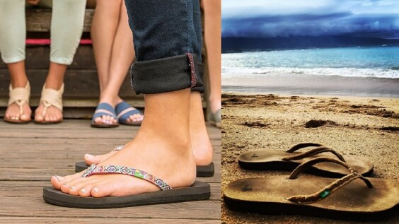 全新SANUK涼鞋系列,讓你涼爽歡度夏日!