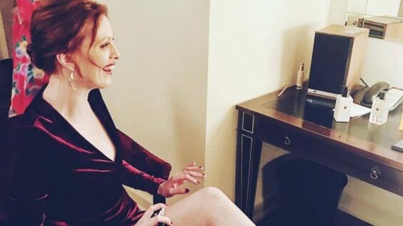 只有經典才能襯出經典!紅髮超模Karen Elson擔任最新Jo Malone London Girl