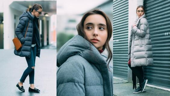 羽絨衣也能穿出輕盈時髦感!超人氣混血日模石田妮可x UNIQLO教你這樣穿
