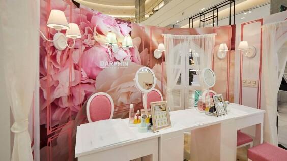 今夏不能錯過的打卡地標:夢幻到嫑嫑的「法式舒心Pink快閃屋」將來台灣囉!