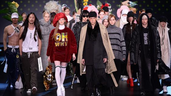 CENTRESTAGE齊聚亞洲時裝新秀,盡顯最有態度的時尚魅力!