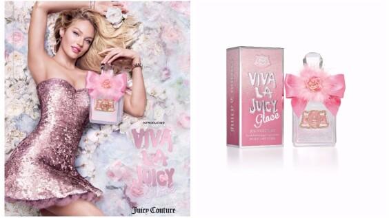 夢幻粉紅蝴蝶結的華麗瓶身!JUICY COUTURE推出新香「冰雪精靈女性淡香精」是冰雪公主的冷豔香調
