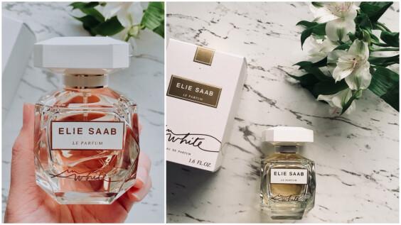 絕對讓她說出「我願意!」求婚最浪漫香水ELIE SAAB夢幻花嫁淡香精
