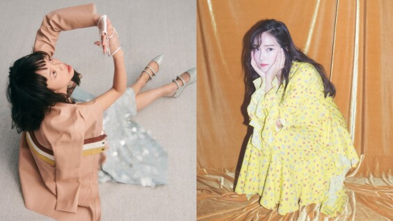 【Fashion Lesson】春日裡無所不在的粉彩色系,讓你重返如夢似幻的純真情懷!