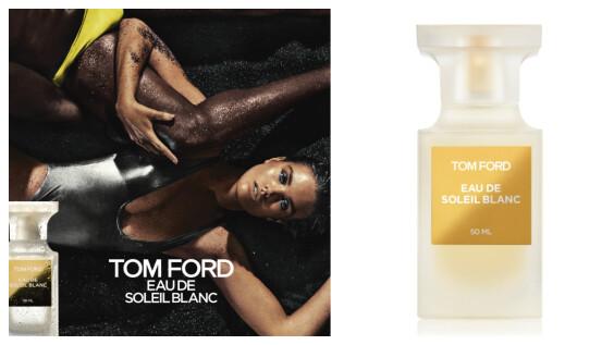 帶著性感渡假的心情 Tom Ford私人調香系列夏日沙灘清新版 用苦橙、海椰子與伊蘭伊蘭打造如夢似幻的的熱情氛圍!