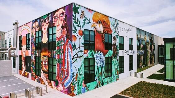 集所有創意、工藝技術與美學的一級時裝戰場!帶你探索Gucci全新藝術實驗室