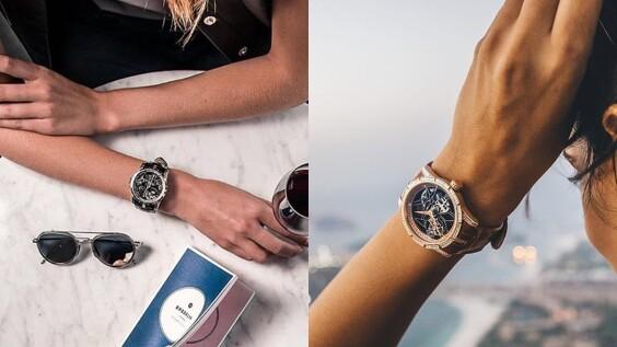 戴著一台引擎外露的超跑於腕間!鐘錶品牌Roger Dubuis實現了賽車與腕錶間的無限可能