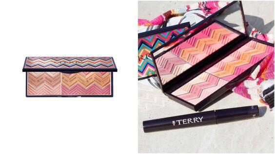 充滿嬉皮靈魂的波西米亞風情!BY TERRY集結修容、打亮、腮紅推出「設計師艷夏訂製頰彩盤」