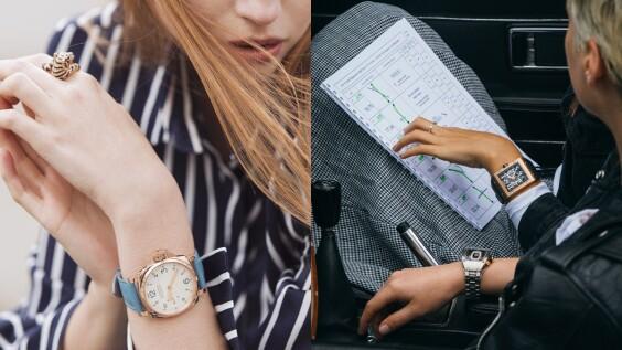 【編輯帶路】女生戴大錶就是帥!盤點20款百搭、實用、經典的運動風手錶特輯