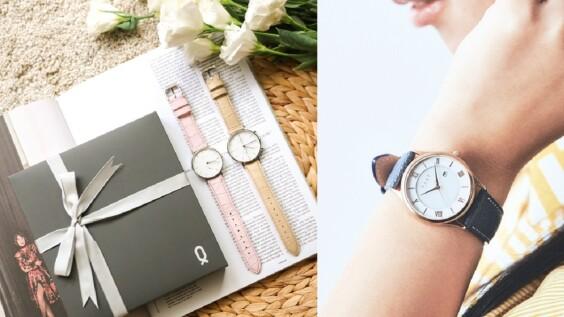 訂製專屬愛情密語!今年情人節就送這款日本職人打造、隨心變換的Knot腕錶~ ~打造專屬時光獻禮,用Knot腕錶訂製打動對方的小心機