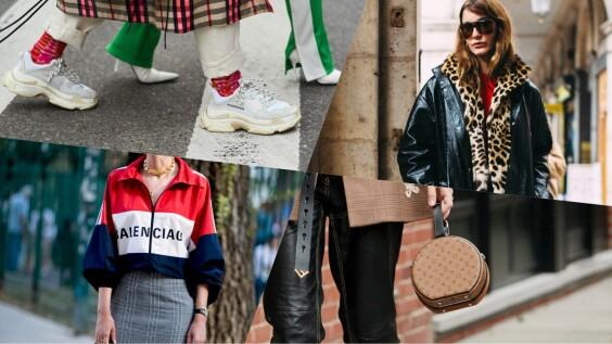 哪些單品該IN or OUT?透過時裝週上的時髦身影,解析時下最夯的流行風格!