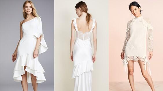 小資女的婚紗在這皆能找到!可愛價格+多款風格,購物網Shopbop輕鬆完成你夢想中的幸福婚禮!