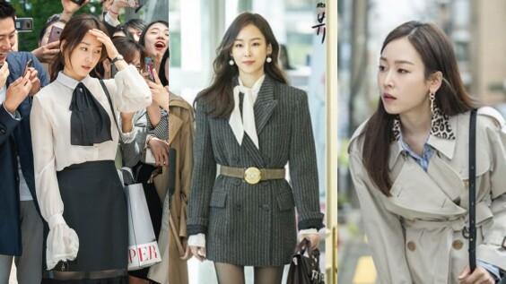 哪種情人最得你心?優雅、率性、俏麗、霸氣女人味...風格滿載的徐玄振都在韓劇《愛上變身情人》中!