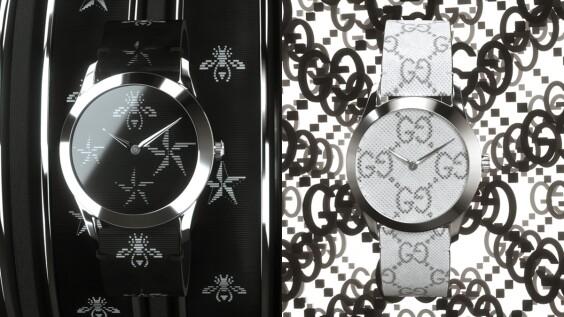 Gucci秋冬新品上市!銜尾蛇、蜜蜂、貓咪、星星、帝王蛇...時髦圖騰收進三大珠寶腕錶系列新款