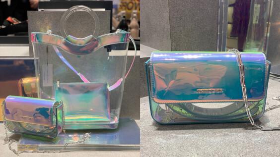 只有香港店才買得到!Charles & Keith全新香港中環專賣店開幕,推出獨家彩虹光透明包款