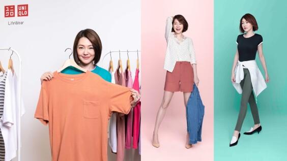 基本款也能塑造出時髦形象!200多種T-Shirt款式、800多種下身選擇,今年春夏有Uniqlo就足夠了!