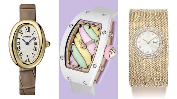 【編輯帶路】SIHH 2019 鐘錶趨勢第一手觀察!珠寶錶、藝術工藝、復刻經典或高調輪廓……(Part II)