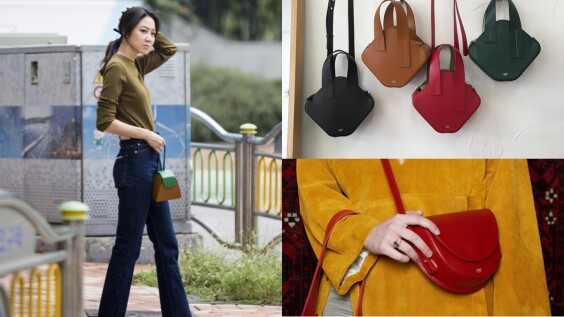 不超過萬元的韓國小眾手袋品牌!就連韓劇女王孔曉振也愛提「Atelier Park」魅力大解析
