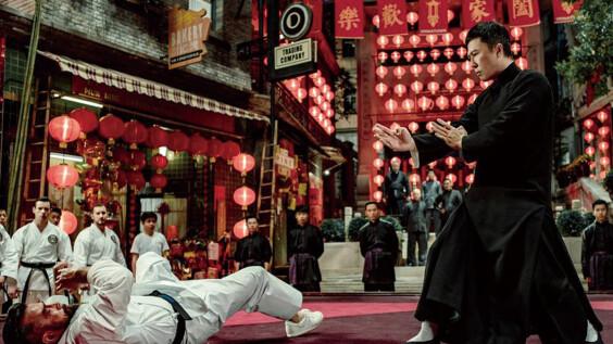 《葉問4:完結篇》地表最強葉問與李小龍攜手打出詠春經典最終章!