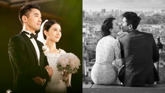 恭喜!趙又廷正式當爸了,老婆高圓圓平安生女:「美好的日子,迎來美好的生命。」