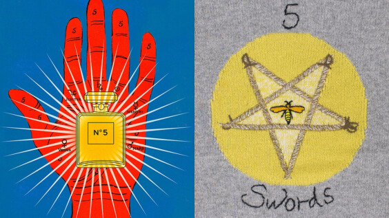 燃燒神奇蘑菇?不能離身的幸運物?七位服裝設計師的幸運物與迷信行徑大揭密!