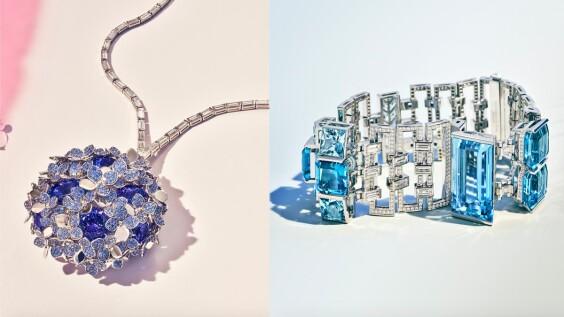 【編輯帶路】走進Tiffany & Co.的珠寶溫室小花園,感受最新頂級系列的美好與瑰麗!