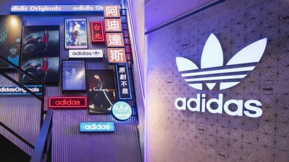 結合台灣味元素的霓虹店裝超好拍!全台貨最齊的adidas Originals東區門市必逛5亮點