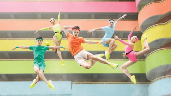 《香港芭蕾舞團》「舞動.時尚」跨界編舞 × 時裝設計┃結合香港特色景點 展現人體優雅力與美