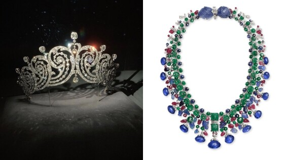 【編輯帶路】827件展品、29頂皇室冠冕、6件修復鐘錶...Cartier卡地亞史上規模最大珠寶特展三大亮點